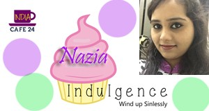 Crafting Cake With Love- Nazia