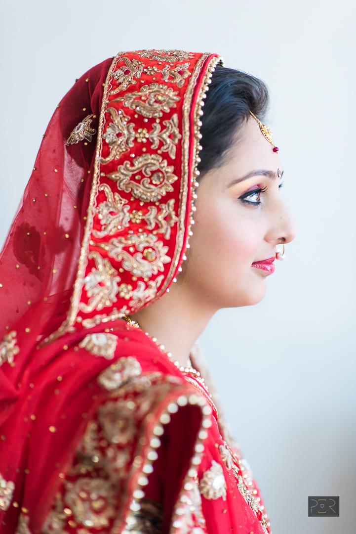 Rohit + Megha - Bride Getting Ready-26