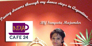Special Edition On Kathak Dancer Sangeeta Majumder Trip to Argentina