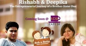 Rishabh & Deepika-  A  Brother- Sister Duo- Coming Soon