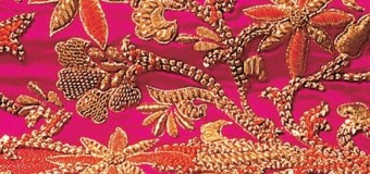 Indian Embroidery – True Essence of Indian Creative World