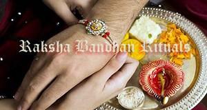 Raksha Bandhan Ritual