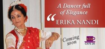 A Dancer Full of Elegance- Erika Nandi – Coming Soon