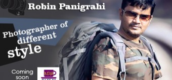 Robin Panigrahi- Photographer Of Different Style- Coming Soon