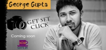 George Gupta- Get Set Click- Coming Soon