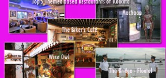 Theme Based Restaurants from Kolkata- The Top 5