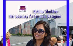 Nikhila Shekhar-  Her Journey As Fashion Designer