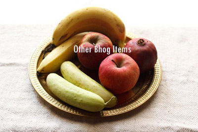 Other Bhog Items