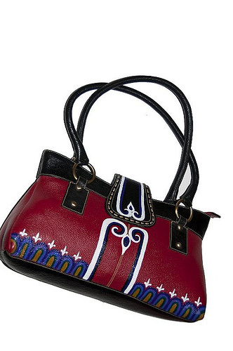 Saumit Ethnics Ethnic Leather Bags Collection