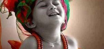 Make Your Child Look Like Little Krishna