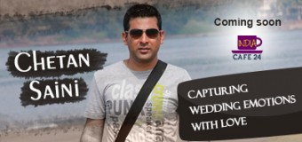 Chetan Saini- Capturing Wedding Emotions With Love- Coming Soon