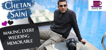 Chetan Saini – Making Every Wedding Memorable