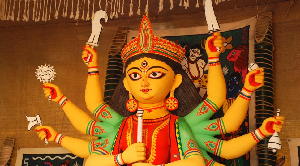 Durga puja 4
