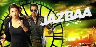 Jazbaa – Movie Review