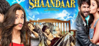 Shaandaar – Movie Review