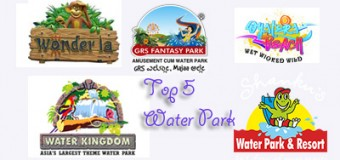 Five Most Famous Water Parks In India