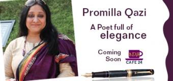 Promilla Qazi- A Poet Full Of Elegance