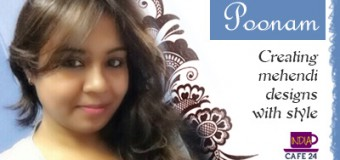 Poonam – Creating Mehendi Designs In Style