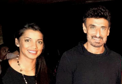 Rahul and Mugdha