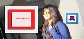 Young Blogger Wonder Girl Tanishka