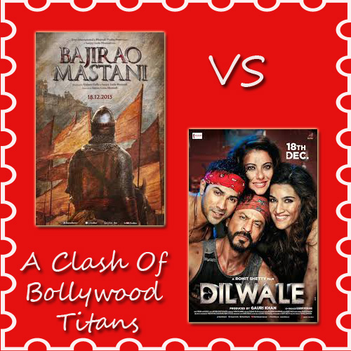A Clash Of Bollywood Titans