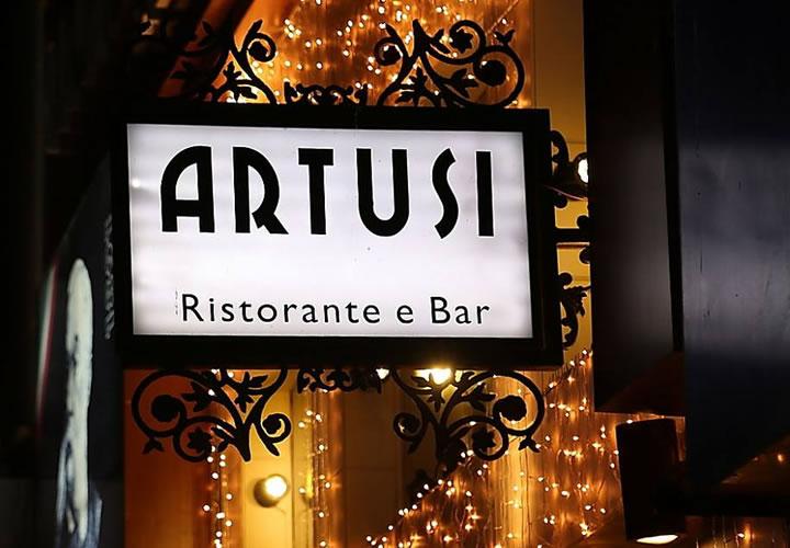 Artusi Ristorante e Bar Artusi Ristorante, Greater Kailash