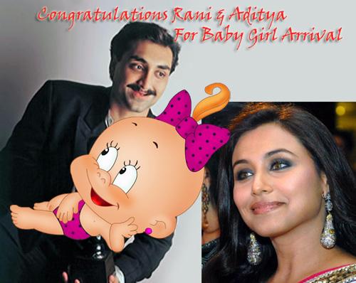 Congratulations Rani & Aditya