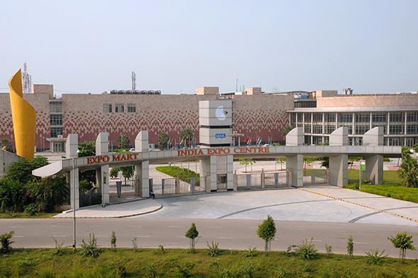 Expo Centre, Noida