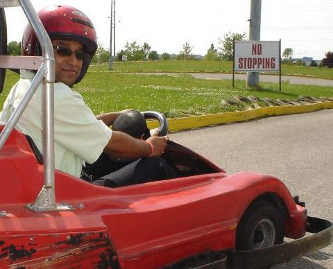 Go Karting in Ontario, Canada