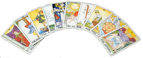 Going through the mystical powers of Tarot cards 2