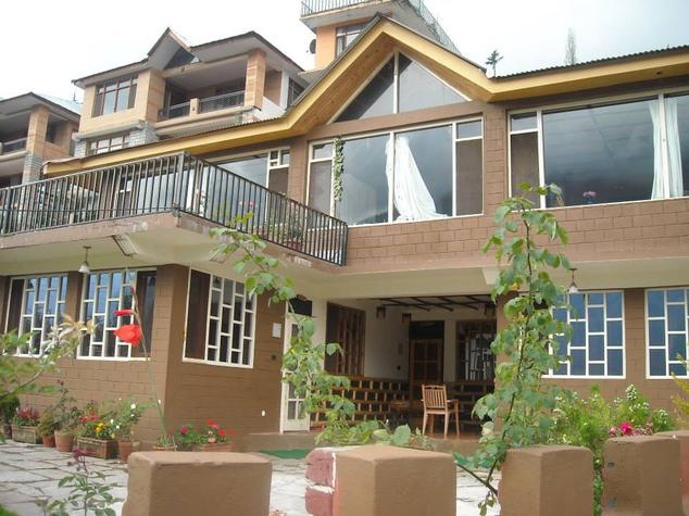 Himachal Valley's Manorama Cottages Manali