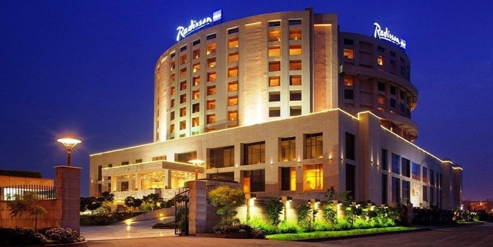 Hotel Radisson Blu, Dwarka
