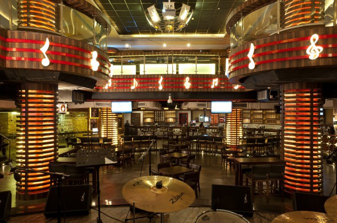 Striker Pub and Kitchen Striker Pub, Ambience Mall, Vasant Kunj