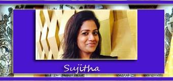 Sujitha – Telling Story With Mehendi