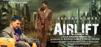 Airlift – Movie Review