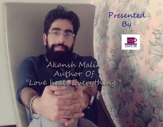 Akansh Malik Author