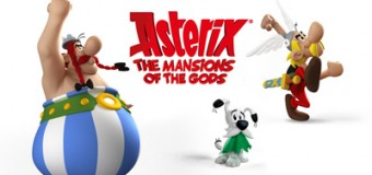 Asterix: The Mansions Of The Gods – Movie Review