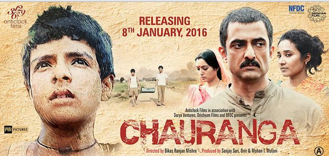 Chauranga Movie review