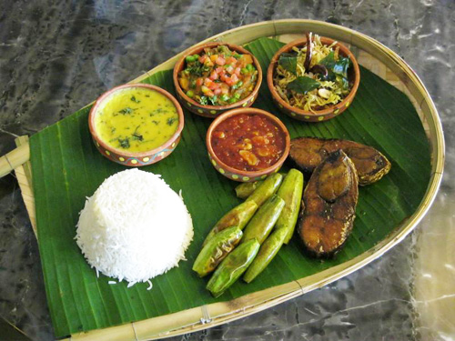 Kolkata Food