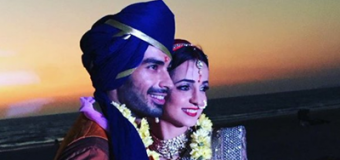 Sanaya and Mohit – The Newly Wedded Couple Of Television Industry