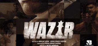 Wazir – Movie Review