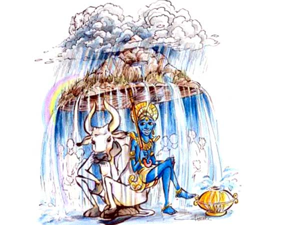 pongal- sri krishna legends