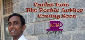 Carlos Luis – The Poetic Author – Coming Soon