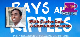 With Poetic Author Carlos Luis – A Chit Chat Session