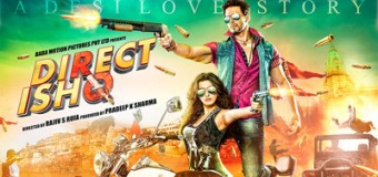 Direct Ishq – Movie Review