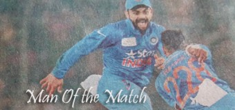 India played Brilliantly and won the match against Pakistan in Asia Cup by 5 Wickets