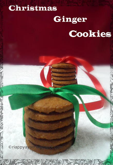 ginger cookies2
