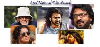63rd National Film Awards list  Declared