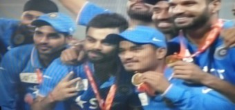 India –  The Asia Cup T-20,2016 Champion