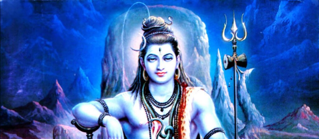 Ganga Lord Shiva